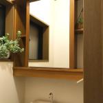 リフォーム 造付家具